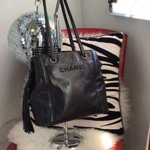 87462a6cdfc0 Women Vintage Chanel Tassel Bag on Poshmark
